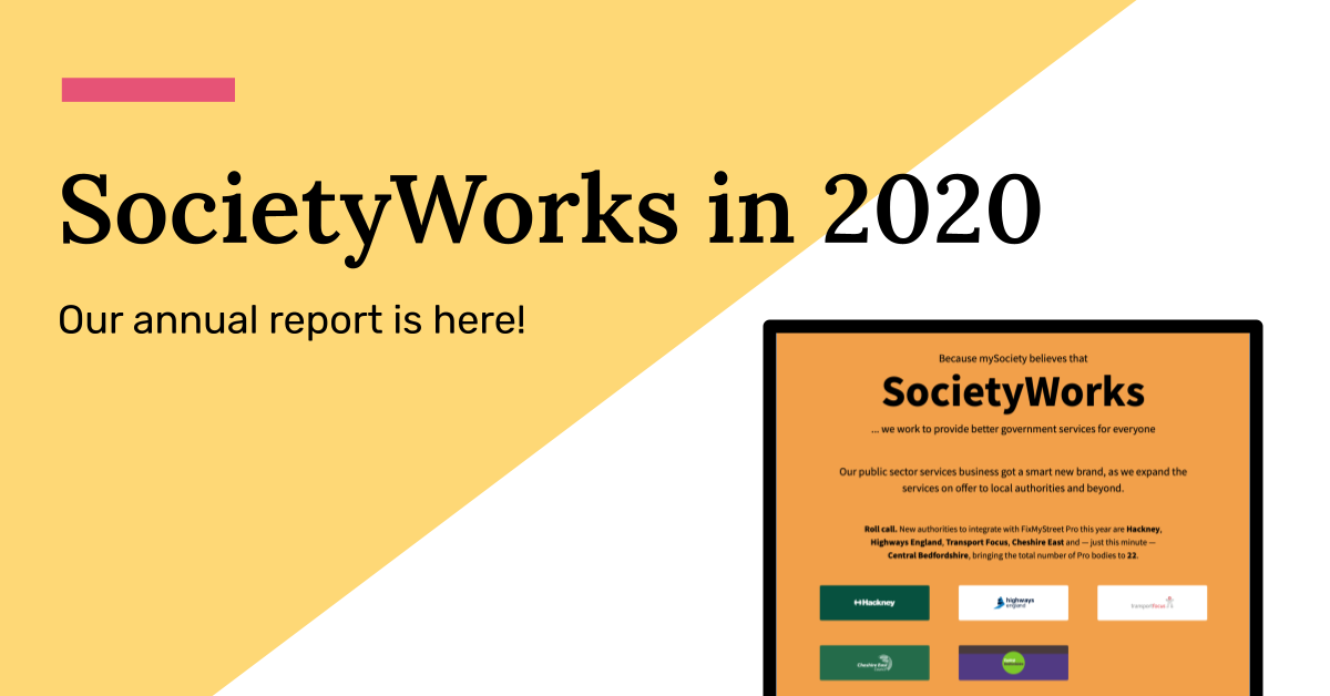SocietyWorks annual report