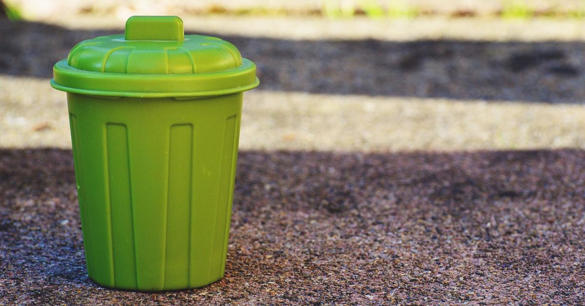 Green garden waste service