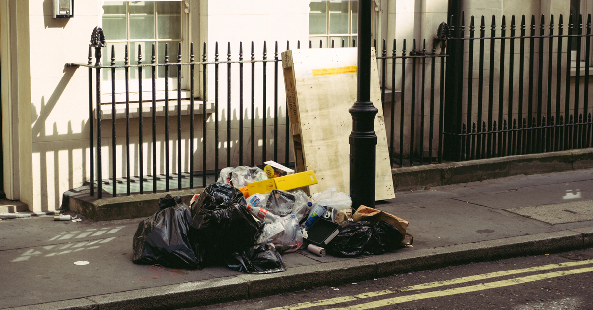 Bring increased fly-tipping costs under control with FixMyStreet Pro
